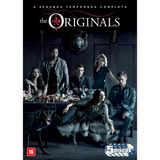 Dvd - The Originals - 2ª Temporada Completa - 5 Discos