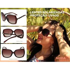 6247cc742b2b0 Oculos De Sol Feminino - Óculos em São José no Mercado Livre Brasil