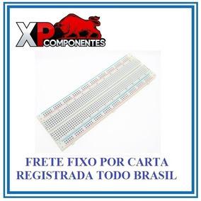 Protoboard 830 Pontos Mb-102 - Envio Por Carta Registrada