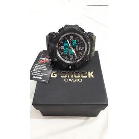 Relógio Casio G-shock Mudmaster Masculino Analógico/digital