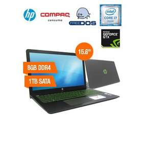 Notebook Hp 15-cb002la, 15.6 Fhd, Intel Core I7-7700hq 2.8g