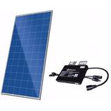 Kit 3 Placa Painel Solar + 2 Micro Inversor Yc1000 315 320w
