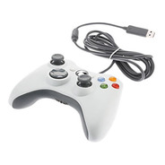 Control Xbox 360 Con Cable - Genérico - Enter Games