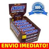 Snickers Chocolate Caixa Com 20un De 52,7gr Cada