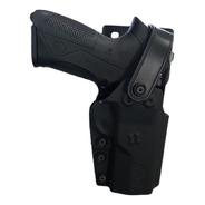 Pistolera Con Pasa Cinto Extendido Beretta Px4 Kydex 9-40