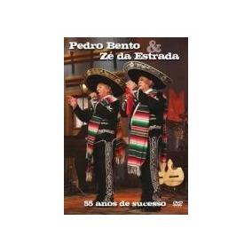 Dvd Pedro Bento E Ze Da Estrada 55 Anos De Sucesso-ao Vivo