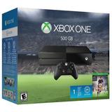 Consola Xbox One Edicion Fifa 16 Nuevo De 500gb