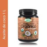 Aceite De Coco Extravirgen Con Sello Kosher Y Organico