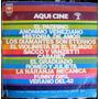 Aquí Cine Vol 2 Compilado Disco Lp Vinilo Cbs 1973