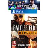 Ps4 Battlefield Hardline Solo Disco Fisico Merlo San Luis