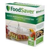 Contenedor Foodsaver Para Marinar En Minutos Cap 2.2 Qts