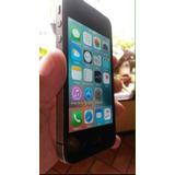 Iphone 4s 32gb Negro Libre De Icloud