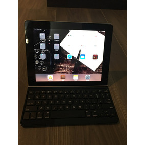 Ipad 4ta Generación/pantalla Retina 9,7¨/estuche-teclado