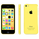Iphone 5c Apple 16gb Amarelo 8mp 3g Gps Bluetooth Nacional