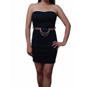 Super Promocion Vestido Strapless Escote Sensual Regalo