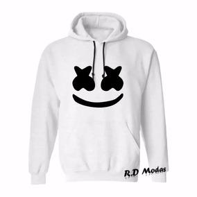 Blusa De Moletom Dj Marshmello Lollapalooza A Melhor!!