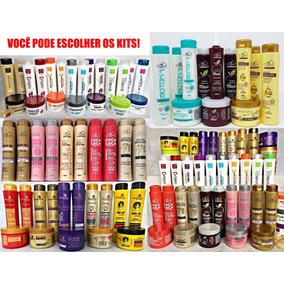 5 Shampoo 5 Cond 5 Máscara Desmaia Cabelo Bel Kit Atacado
