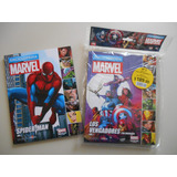 Enciclopedia Marvel Números 1 Y 2