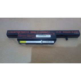 Bateria Notebook Itautec/pos C4500bat-6 4400mah Semi-novo