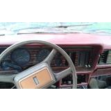 Tablero Mustang 81