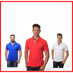 Polo Burberry Original | Polo Lacoste Live Sergiok