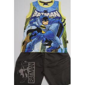 Camiseta Regata Batman Cinza - Calçados 0890c2c2a8d