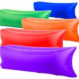 Sillon Cama Bag Inflable Puff Sofa Air Playa Tela Pileta
