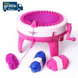 Maquina De Fazer Cachecol Trico Knitting Machine 40 Agulhas