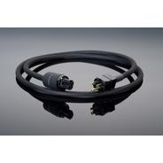 Cable De Corriente Marca Transparent Modelo High Performance