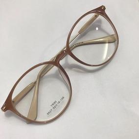 bdb2ee9cfb658 Oculos Grau Feminino Onça - Óculos Rosa no Mercado Livre Brasil