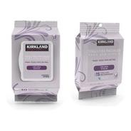 Kirkland Toallitas Faciales Desmaquillantes Kit 2 Paquetes