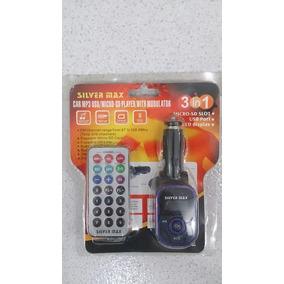 Transmisor Rep Mp3 Carro Usb Micro Sd Player Con Modulador