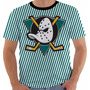 Camiseta Ou Baby Look Ou Regata Anaheim Ducks Hóquei Usa