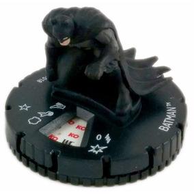 Miniatura De Heroclix - Batman - 018