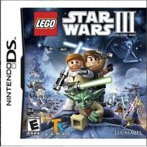 Juegos Ds Stars Wars, Batman, Varios Precios Desde $49