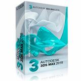 3d Max 2018 + V-ray Programa De Modelado 3d