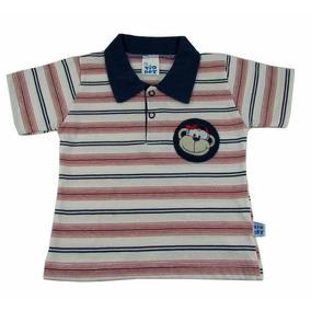 Camiseta Camisa Polo Bebe