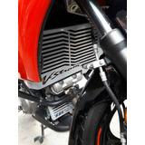 Protector De Radiador Para Suzuki Vstrom Dl1000 Dl650