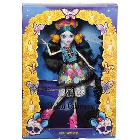Monster High Skelita Calaveras Colección Día De Muertos 2016