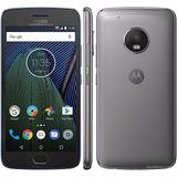Motorola Moto G5 Plus Xt1683 Platinum Vitrine