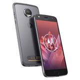 Motorola Moto Z2 Play, 4gb Ram 64 Gb + Mods De Bateria