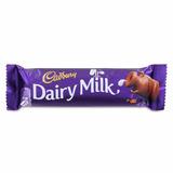 Chocolate Leche Chocolatina Cadbury 45g Importada