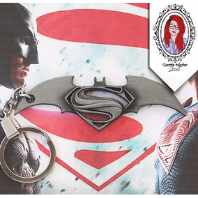 Chaveiro Batman Vs Superman Dc Comics