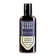 Shampoo De Barba Jungle Boogie Sobrebarba 140ml