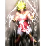 Broly - Figurina Dragon Ball Z - Hay Otras Figuras - Navidad