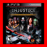 Injustice Gods Among Us Ultimate Edition Ps3
