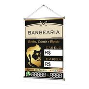 Banner Pronto Para Barbearia