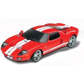 Ford Gt Red Control Remoto De Coches Rc Cars