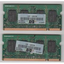 Memoria Note 1gb Ddr2 Pc2 6400s 666 Original Hp Dv5 1125br