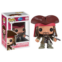 Funko Pop Vinyl Jack Sparrow Piratas Del Caribe Disney Nuevo